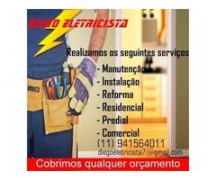 eletrica e manutençao