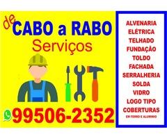 de Cabo a Rabo serviços