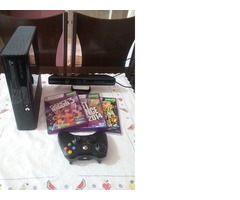 Xbox 360 kinect jogos