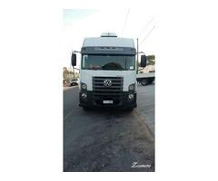 volkswagen 17280 branco 2014 8x4