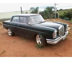MERCEDES 220 S ANO 1964