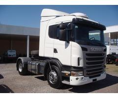 Scania G 420 2011 4x2 branco