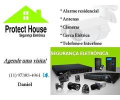 Instalação e Manutenção de Segurança Eletrônica