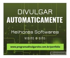 PROGRAMA PARA DIVULGAR SEU PRODUTO AUTOMATICAMENTE NA INTERNET