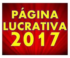 Pagina Lucrativa 2017 + seu Site + Escritório Virtual...