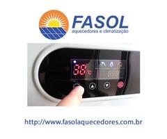 Empresa de aquecedor solar, Fasol - Aquecedores solar - Piscina - Campinas