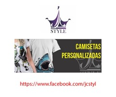 JC STYLE - Camisetas personalizadas
