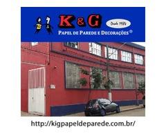 K&G PAPEL DE PAREDE - LOJA DE DECORAÇÃO