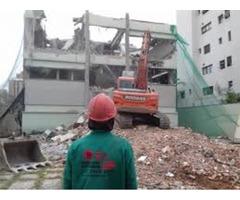 Demolidora Sacoman - Demolições São Paulo SP