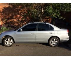 Civic 2002/2003 Completo