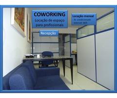 Locação de Sala de reunião