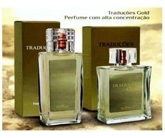 Perfume Importado Grife Hinode Traduções Gold Feminino