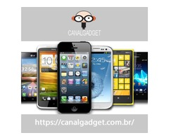 CanalGadget - Informações e notícias sobre smartphones em geral