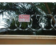 Cerca Perimetral melhor preço Atibaia e Região.