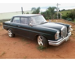 MERCEDES 220 S ANO 1964